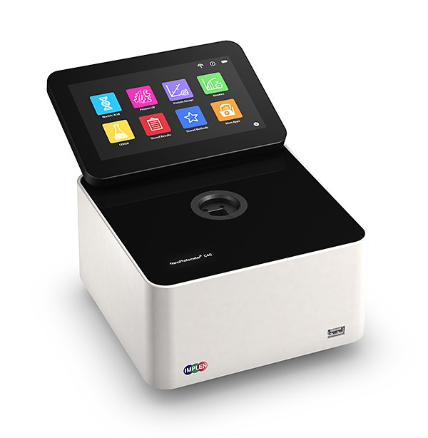 NanoPhotometer C40 Touch